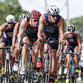 USA Triathlon Announces Project Podium:  A Men's Elite Development Program Based at Arizona State University