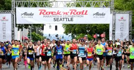 Alaska Airlines Rock 'n' Roll Seattle Marathon  Announces New Stadium to Stadium Route