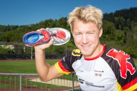 currexSole Partners With Pro Triathlete Nils Frommhold