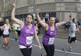 Run for a Reason Charity Program Surpasses $11 Million in Donations