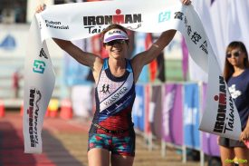 Laurel Wassner Crushes Competition to Win Ironman Taiwan 2017