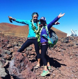 Melissa Arnot and Maddie Miller Summit 50 Peaks in 41 Days to Break World Record
