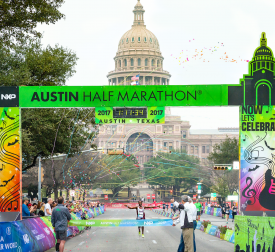 Title Sponsor Opportunity with 2018 Austin Marathon