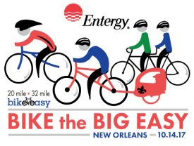 3rd Annual Entergy Bike The Big Easy Set To Roll Through New Orleans