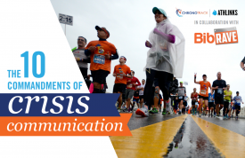 ChronoTrack Releases Race Directors' Guide to Crisis Communications