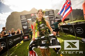 rabbitPRO Dani Moreno Wins XTERRA Trail World Championship