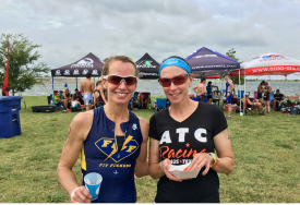 Redemption and Celebration Highlight Jack's Generic Triathlon