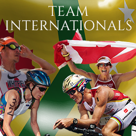 The Collins Cup overflows with Triathlon legends.