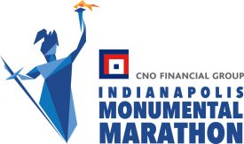 Record Setting Day at the 10th Annual CNO Financial Indianapolis Monumental Marathon