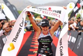 McCauley Goes Harder, Faster, and Longer to dominate the Women's Field and win Ironman Mallorca