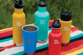 Klean Kanteen Launches Klean Coat™ Finish – A New Standard In Durability and Safety For People and Planet