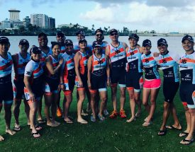 KIS Coaching qualified 14 XRCEL fueled athletes for 2017 Ironman 70.3 World Championships