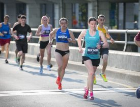 An Inspired Leslie Sexton to Race Scotiabank Toronto Waterfront Marathon