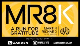 Registration Now Open for the new MR8K at TD Garden on Labor Day – the First Ever 5-Mile Run (8K) to Feature Finish Line at Boston Bruins Center Ice