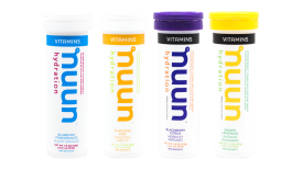 Nuun® Expands Availability of Vitamins Line into Canada