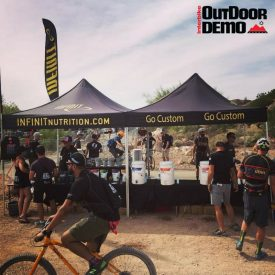 INFINIT Named Official Nutrition Sponsor of Interbike OutDoor Demo