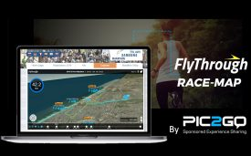 Pic2Go announces release of 3D Interactive FlyThrough Race-Map for races