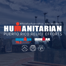 IRONMAN Foundation, New York Health & Racquet Club and Firehouse Subs Public Safety Foundation Team Up for Puerto Rico