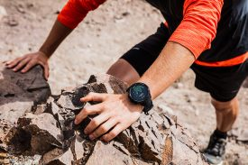Never worry about running out of battery with the new Suunto 9