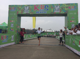 OC Marathon Foundation's KIDS RUN Sees Record Growth in 2016 And Introduces International Partnership with KIDS RUN Mexico