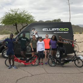 ElliptiGO and Altis World Partner to Develop World Class Track & Field Athletes