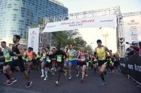 Humana Rock 'n' Roll Dallas Gears up for  Largest Half Marathon in Texas