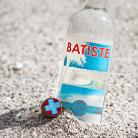 Clean and Sustainable Batiste Rhum Ecoiste Selects SMACK! Media to Promote Alcohol that's Better for You