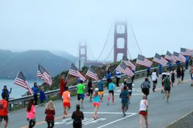 United Airlines Rock 'n' Roll Half Marathon San Francisco Unveiled Improved Course Changes For Race On March 26