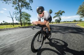 Professional Triathlete, Luke McKenzie, Launches Endurance Apparel Brand, WYN republic