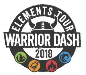 "Warrior Dash Launches The 2018 ""Elements Tour"" and Unveils New Obstacles"