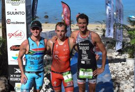 Ruzafa, Wasle repeat at XTERRA Reunion