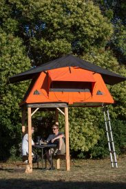 Tepui Tents Launches Fixed Location SkyC& & Tepui Tents Launches Fixed Location SkyCamp   Endurance Sports Wire