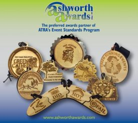 Ashworth Awards renews partnership with American Trail Running Association