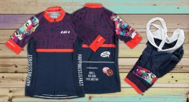 Garneau launches individual custom cycling kit designs for members of the Clif Pro Mountain Bike Team