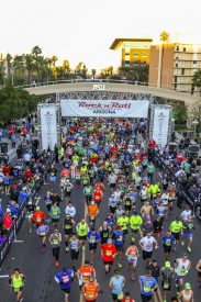 Rock 'n' Roll Arizona Marathon Laces up for 2017 Event