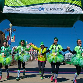 Yuengling Shamrock Marathon Weekend Recognized By Hampton Roads Sports Commission