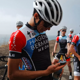 Wahoo Fitness Announces Official Partnership with  Hagens Berman Axeon Pro Cycling Team