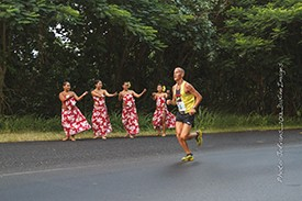Kauai Marathon Champion Tyler McCandless Three-peats, Crushes Course Record, Earns $15k Speed Challenge