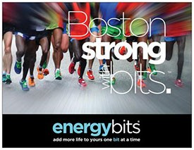 ENERGYbits joins Boston Marathon Expo to Welcome Runners Back to Boston