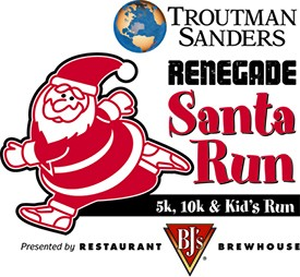 Renegade Racing and Troutman Sanders Present the 2014 Santa Run