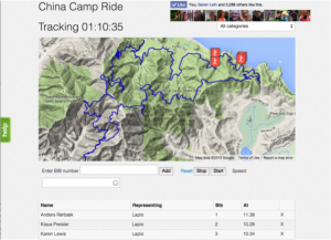 Lapio Launches Geotracking for Endurance Events