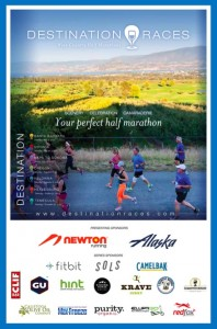 Destination Races Partners with Esteemed Brands to Expand the Wine Country Half Marathon Series Experience
