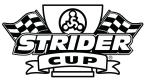Balance Bike Racing Toddlers Ready for Strider Cup® Race in Fort Worth May 6