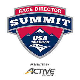 2019 USA Triathlon Race Director Summit, Presented by ACTIVE Network, to be Held February 1-3 in Colorado Springs