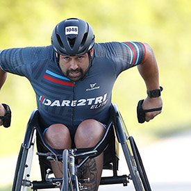 Toyota USA Triathlon Paratriathlon National Championships to