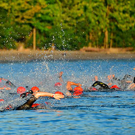USA Triathlon Partners with USA Swimming, U.S. Masters Swimming to Host Open Water Swim Events