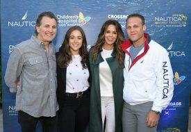 Nautica and Brooke Burke Celebrate Nautica Malibu Triathlon's 33rd Year