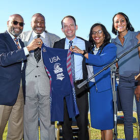 Hampton University Becomes First HBCU to Add Women's Triathlon as a Varsity Sport