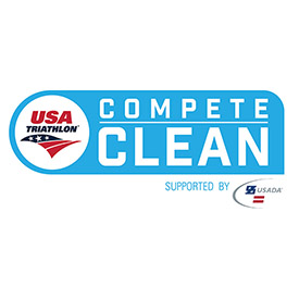USA Triathlon Compete Clean Campaign Launched to Expand Anti-Doping Efforts