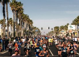 Surf City Marathon Partners with Prjkt Restaurant Group to Add Fun to the Run